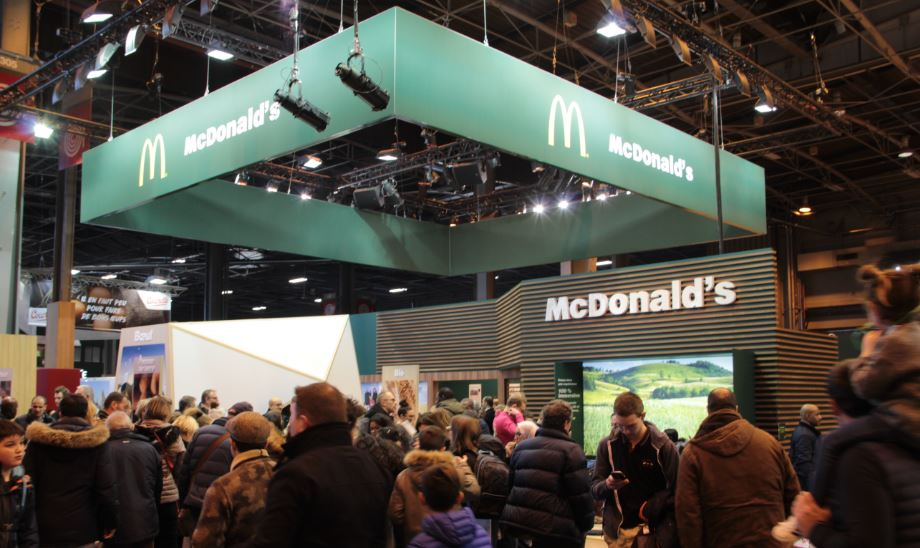 Sia 2018 concilier fast food et made in france for Salon made in france 2018